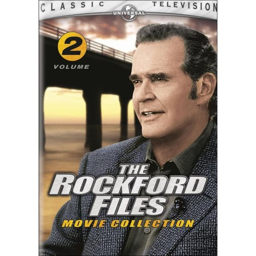 Rockford Files: Movie Collection - Vol 2 (DVD) (2 Disc)