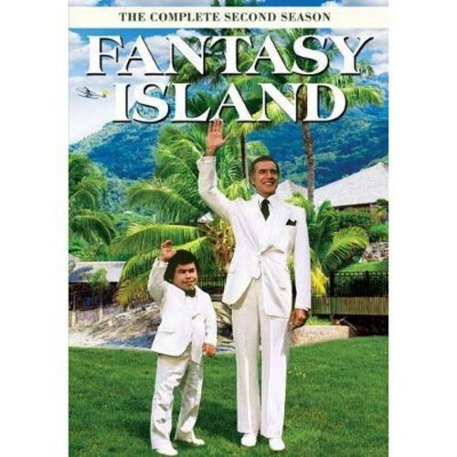 Fantasy Island: The Complete Second Season [6 Discs]