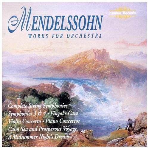 Works For Orchestra CD (2005)