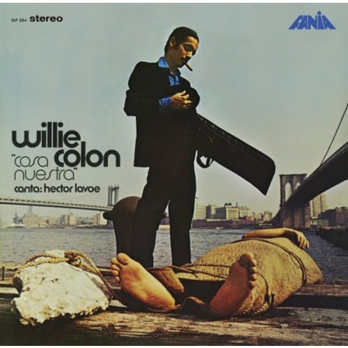Willie Colon - Cosa Nuestra (CD)