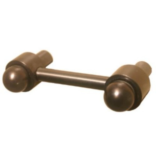 Allied Brass Universal 3'' Center Bar Pull; Brushed Bronze