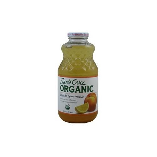 Santa Cruz: Organic Peach Lemonade (2 X 32 FL OZ)
