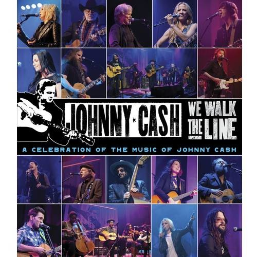 We Walk the Line: A Celebration of the Music of Johnny Cash [Blu-Ray] [Blu-Ray Disc]