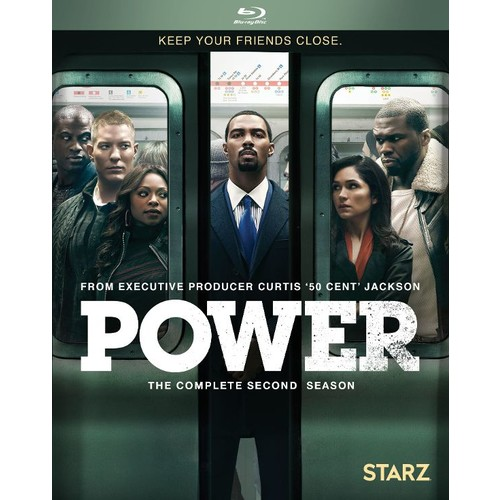 Power: The Complete Second Season [Blu-ray]