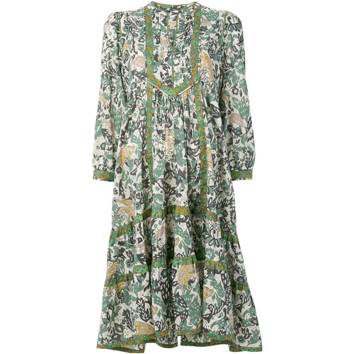 BURBERRY Beasts Print Dress