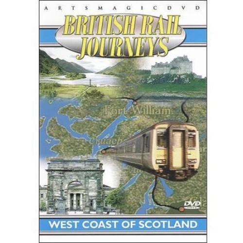 British Rail Journeys: West Coast of Scotland [DVD] [1998]
