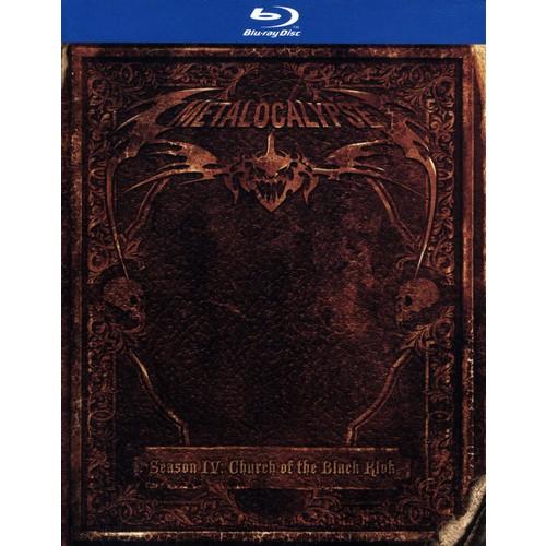 Metalocalypse: Season Four [Blu-ray]