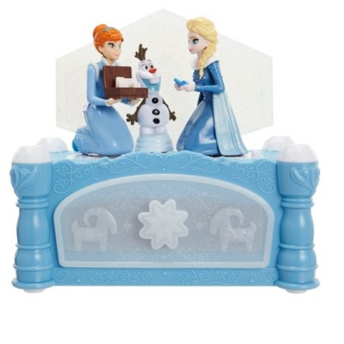 Disney Olaf's Frozen Adventure Musical Jewelry Box