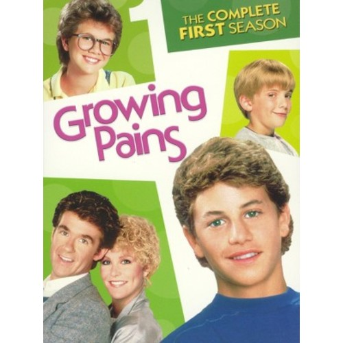 Growing Pains: The Complete First Season (4 Discs) (dvd_video)