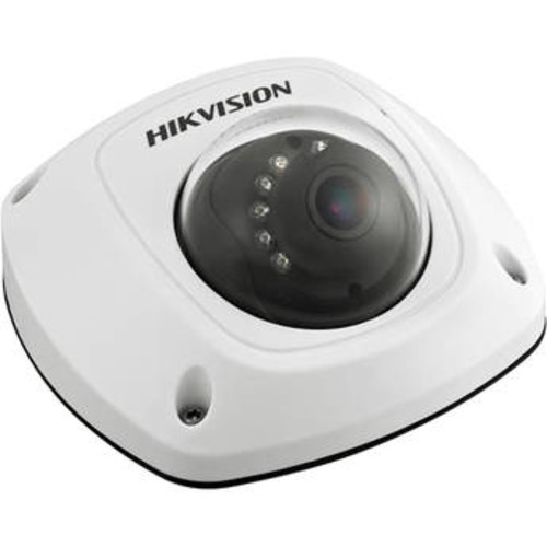 2MP Outdoor Vandal-Resistant Network Dome Camera with 4mm Lens & Night Vision (White)