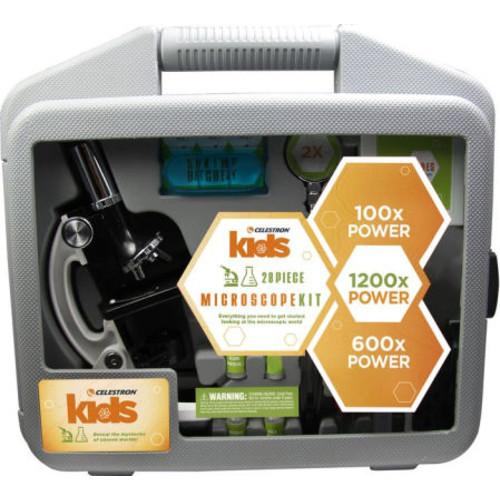 Celestron Kids Microscope Kit with Case