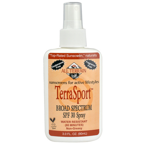 All Terrain TerraSportSPF 30 Spray -- 3 fl oz