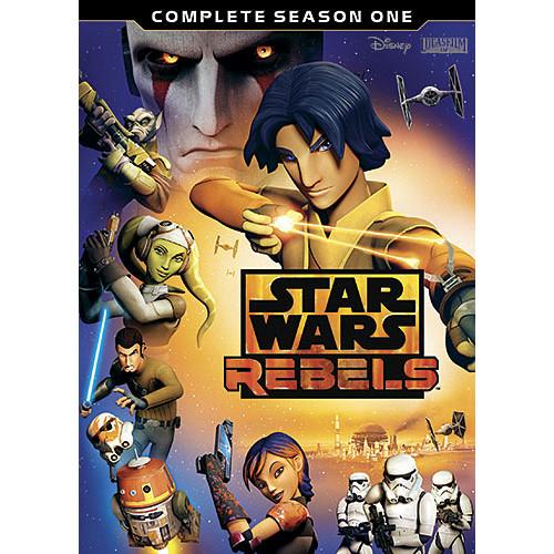 Star Wars Rebels: Complete Season 1 [3 Discs] [DVD]