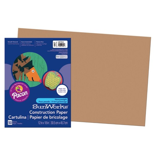 SunWorks Construction Paper, 12