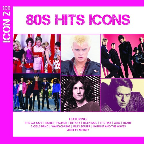 Various - ICON: 80's Hits