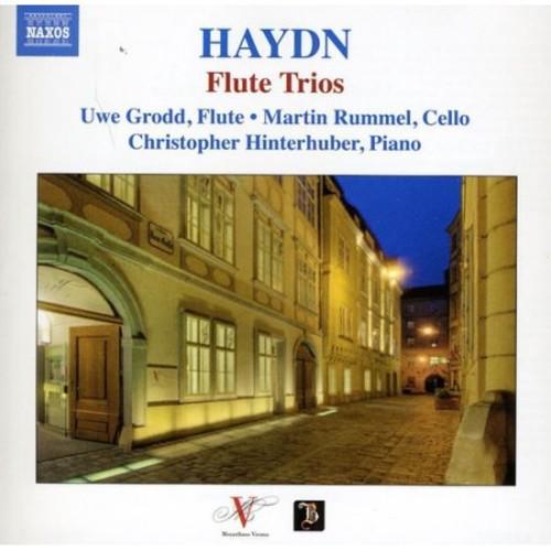 Haydn: Flute Trios By Uwe Grodd (Audio CD)