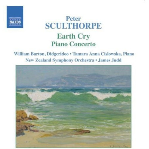 Sculthorpe: earth Cry
