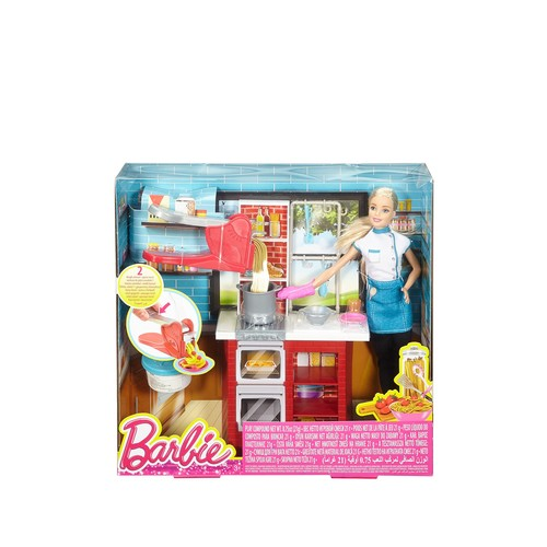 Barbie Pasta Chef Playset