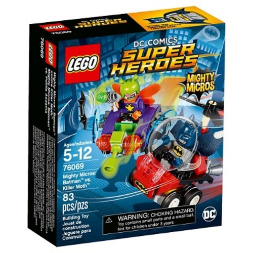 LEGO DC Super Heroes Mighty Micros: Batm...