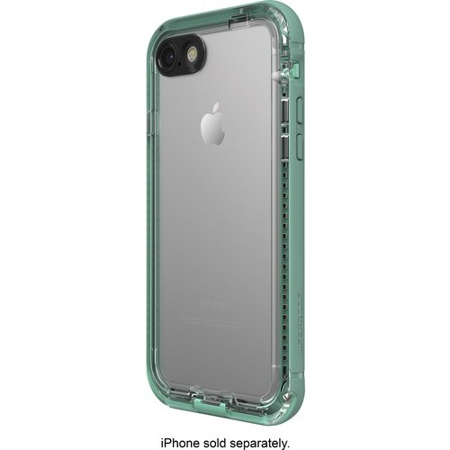 LifeProof - ND Protective Waterproof Case for Apple iPhone 7 - Mermaid teal