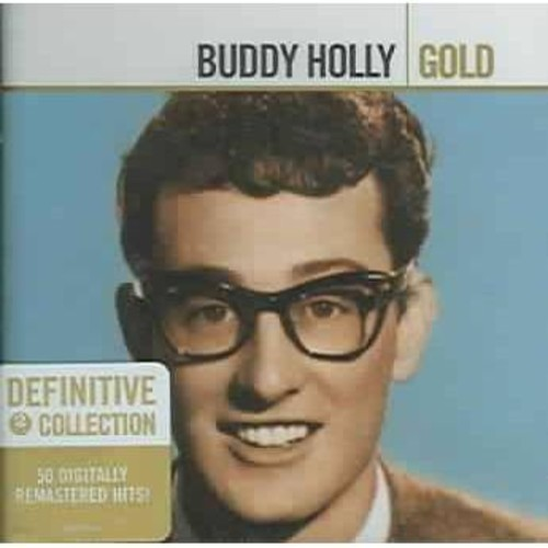 Buddy holly - Gold (CD)