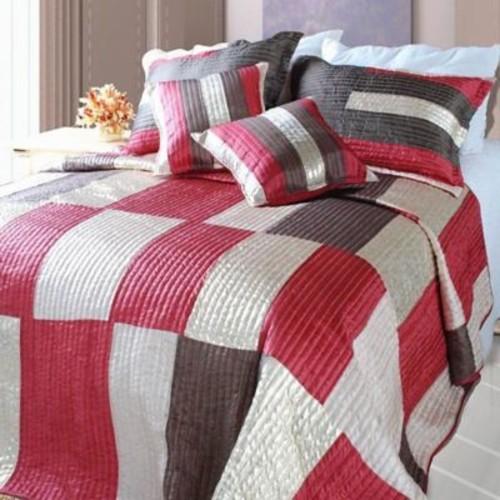 DaDa Bedding Quilt Set; Twin