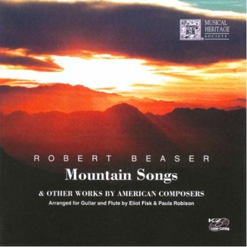 Robert Beaser: Mountain Songs [CD]
