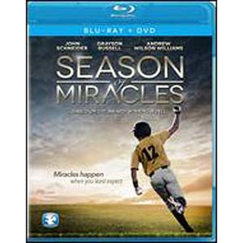 Season of Miracles [2 Discs] [Blu-ray/DVD] WSE DD5.1