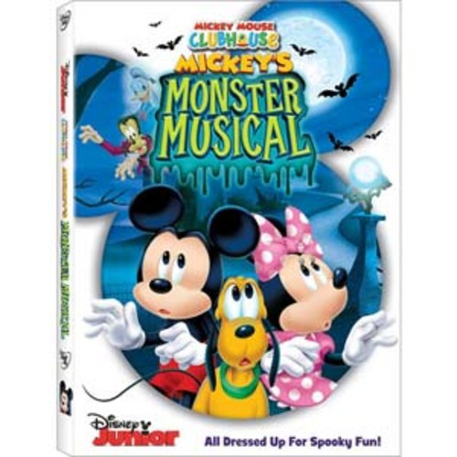 Mickey Mouse Clubhouse Wd12772100Dvd Anime