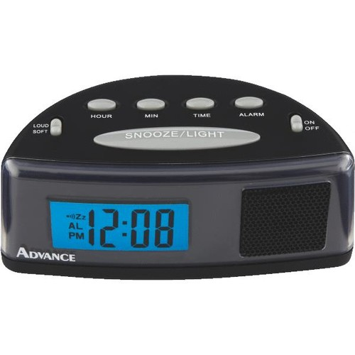 La Crosse Technology Equity Extra Loud Battery Operated Alarm Clock - 31015