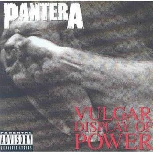 Pantera - Vulgar display of power [Explicit Lyrics] (CD)