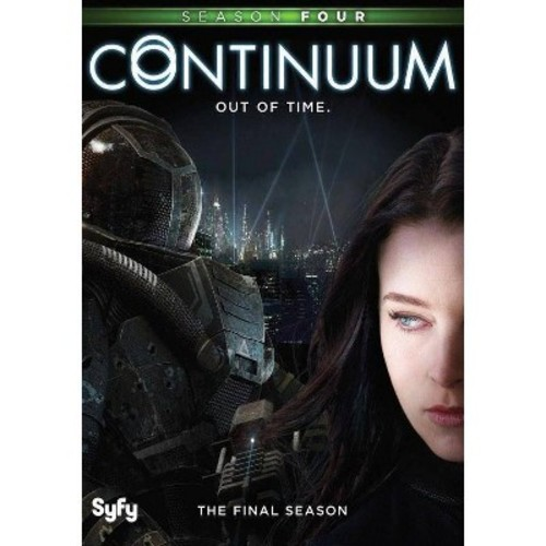 Continuum: Season Four [2 Discs]