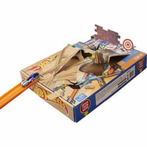 Mattel Hot WheelsTrack Builder System&0153; Stunt Kit playset