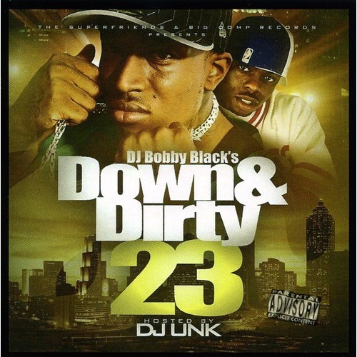 Down and Dirty, Vol. 23 [CD] [PA]