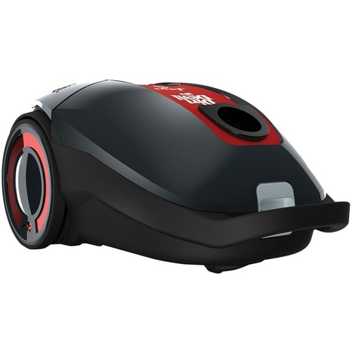 Dirt Devil - Jag 3 Canister Vacuum - Red