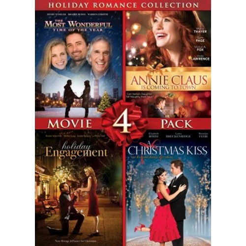 Holiday Romance Collection: Movie 4 Pack [2 Discs] [DVD]