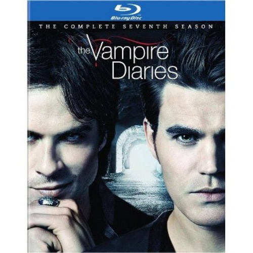 The Vampire Diaries: The Complete Seventh Season [Blu-Ray] [Digital HD]