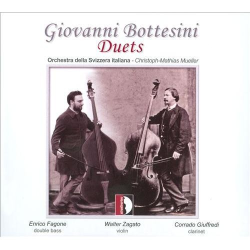 Giovanni Bottesini: Duets [CD]