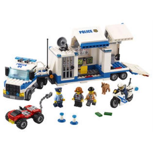 LEGO City Police Mobile Command Center (60139)