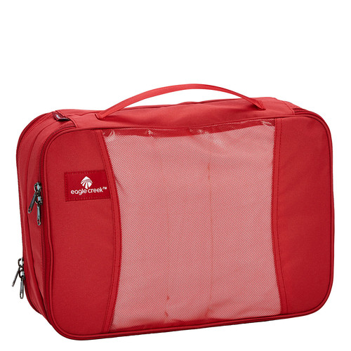 Eagle Creek Pack-It Clean Dirty Cube - Medium [Red Fire]