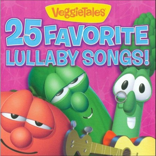 VeggieTales - 25 Favorite Lullaby Songs! (CD)
