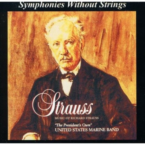 Music of Richard Strauss [CD]