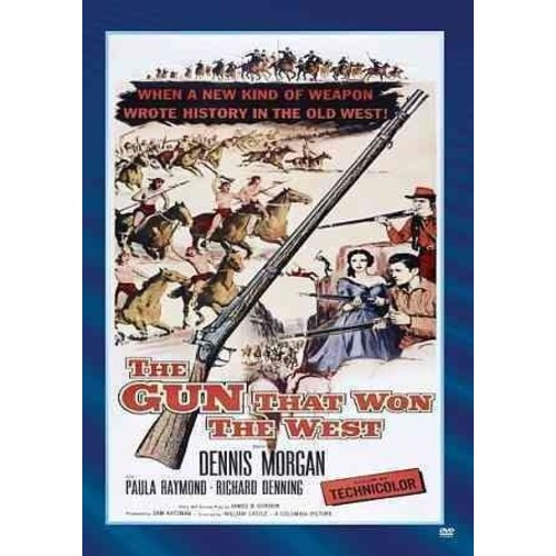 Sony Home Pictures Action & Adventure The Gun That Won The West (DVD)