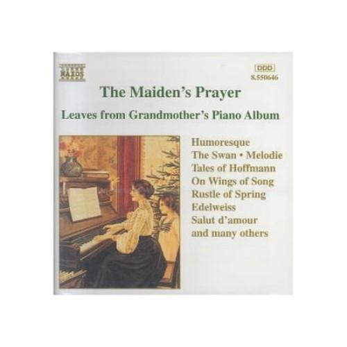 Maiden's Prayer