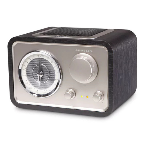 Crosley Radio Radios & Clock Radios Solo Radio- Black