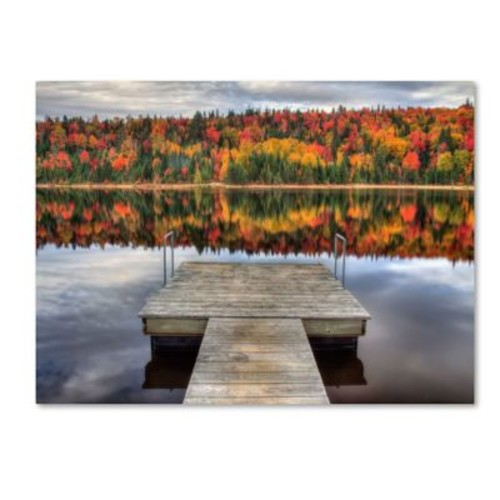 Trademark Fine Art 'Autumn' 22