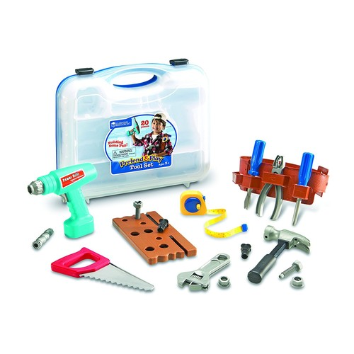 Learning Resources Play Workbelt Tool Set