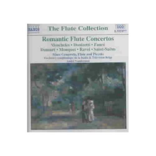Romantic Flute Concertos [CD]