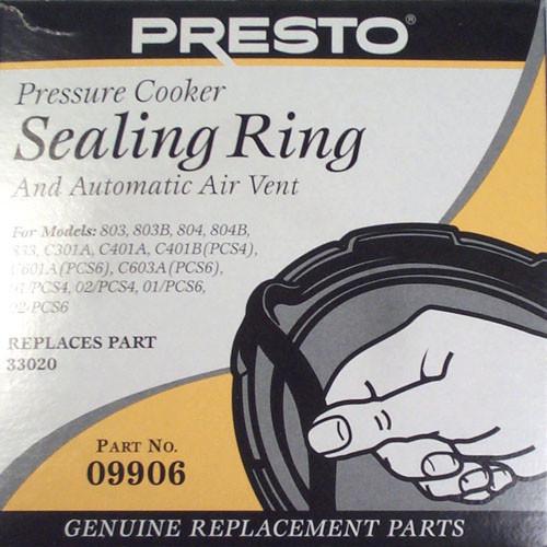 Presto Sealing Ring for Pressure Cooker