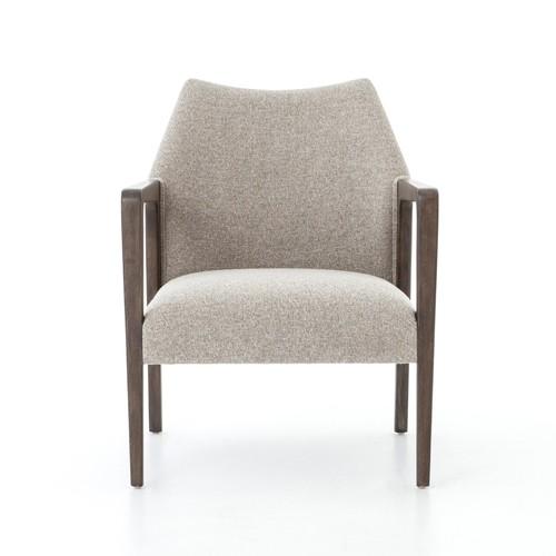 Dalton Accent Chair in Honey Wheat